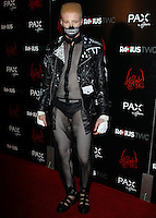 HOLLYWOOD, LOS ANGELES, CA, USA - OCTOBER 30: Shaun Ross arrives at the Los Angeles Premiere Of RADiUS-TWC's 'Horns' held at ArcLight Hollywood on October 30, 2014 in Hollywood, Los Angeles, California, United States. (Photo by Celebrity Monitor)
