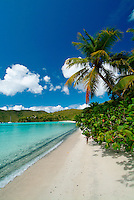 Big Maho Bay Beach.<br /> Maho Bay, St John.<br /> Virgin Islands National Park