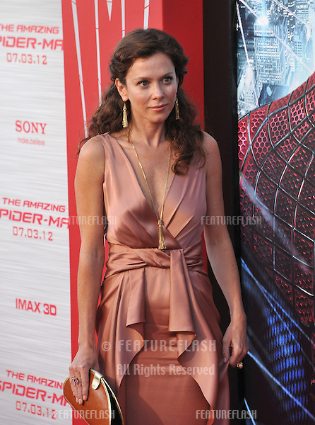 """Anna Friel at the world premiere of """"The Amazing Spider-Man"""" at Regency Village Theatre, Westwood..June 29, 2012  Los Angeles, CA.Picture: Paul Smith / Featureflash"""