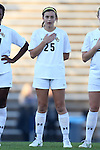 16 November 2012: Baylor's Katie Daigle. The Baylor University Bears played the Georgetown University Hoyas at Fetzer Field in Chapel Hill, North Carolina in a 2012 NCAA Division I Women's Soccer Tournament Second Round game. Baylor won the game 2-1 in overtime.