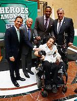 Boston Celtics Heroes Among Us