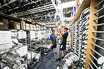 16FTB Equipment Issue 493<br /> <br /> 16FTB Equipment Issue<br /> <br /> The 2016 BYU Football Team reports for Fall Camp and gets issued their equipment.<br /> <br /> July 4, 2016<br /> <br /> Photo by Jaren Wilkey/BYU<br /> <br /> &copy; BYU PHOTO 2016<br /> All Rights Reserved<br /> photo@byu.edu  (801)422-7322