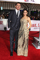 Channing Tatum, Jenna Dewan-Tatum<br /> at the &quot;Hail, Caesar&quot; World Premiere, Village Theater, Westwood, CA 02-01-16<br /> David Edwards/DailyCeleb.com 818-249-4998