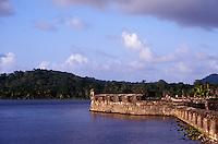 Fuerte San Jeronimo, Portobelo, Panama
