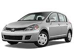 Nissan Versa Hatchback 2009