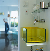 Glass Bathrooms