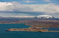 Blafell; Iceland; Myvatn; Thingeyjarsyslur, Iceland