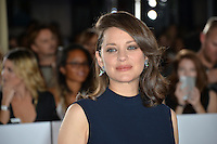 LOS ANGELES, CA. November 9, 2016: Actress Marion Cotillard at a special fan screening for &quot;Allied&quot; at the Regency Village Theatre, Westwood.<br /> Picture: Paul Smith/Featureflash/SilverHub 0208 004 5359/ 07711 972644 Editors@silverhubmedia.com