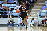 16 December 2014: Oregon State's Jen'Von'Ta Hill. The University of North Carolina Tar Heels hosted the Oregon State University Beavers at Carmichael Arena in Chapel Hill, North Carolina in a 2014-15 NCAA Division I Women's Basketball game. Oregon State won the game 70-55.