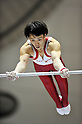 Makoto Okiguchi (JPN), .APRIL 8, 2012 - Artistic gymnastics : The 66nd All Japan Gymnastics Championship Individual All-Around , Men's Individual 2nd day at 1st Yoyogi Gymnasium, Tokyo, Japan. (Photo by Jun Tsukida/AFLO SPORT) [0003].