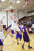 Gentry-Berryville Basketball Jan. 27, 2015