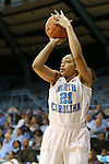24 November 2012: North Carolina's Krista Gross. The University of North Carolina Tar Heels played the La Salle University Explorers at Carmichael Arena in Chapel Hill, North Carolina in an NCAA Division I Women's Basketball game. UNC won the game 85-55.