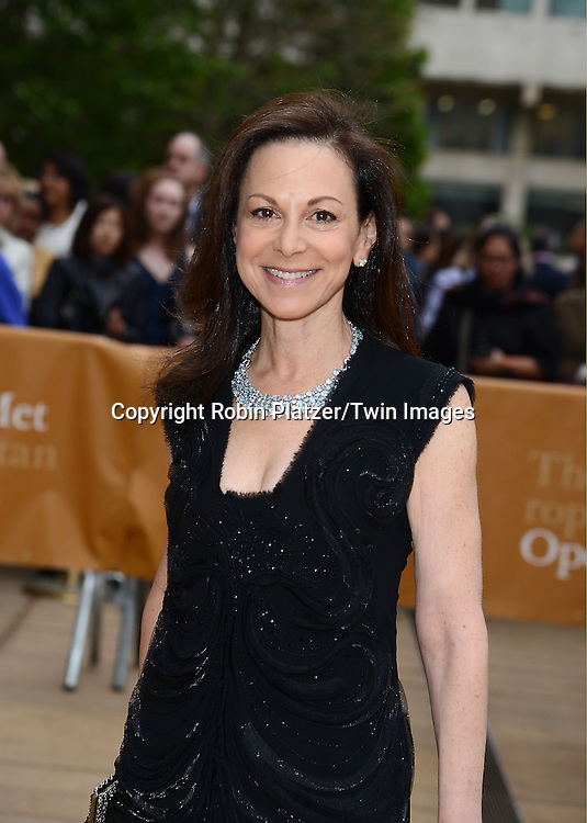 Bettina Zilkha  attends the American Ballet Theatre's 75th Anniversary Spring Gala on May 18, 2015 at the Metropolitan Opera House in New York, New York, USA.<br /> <br /> photo by Robin Platzer/Twin Images<br />  <br /> phone number 212-935-0770