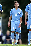 27 November 2011: North Carolina's Mikey Lopez. The University of North Carolina Tar Heels defeated the Indiana University Hoosiers 1-0 in overtime at Fetzer Field in Chapel Hill, North Carolina in an NCAA Men's Soccer Tournament third round game.