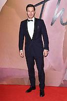 Paul Sculfor at the Fashion Awards 2016 at the Royal Albert Hall, London. December 5, 2016<br /> Picture: Steve Vas/Featureflash/SilverHub 0208 004 5359/ 07711 972644 Editors@silverhubmedia.com