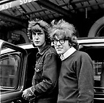 Peter and Gordon 1964 Gordon Waller and Peter Asher.© Chris Walter.