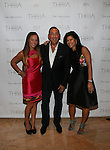 Guests and JSGroup President Neil Federer Attend Theia Spring 2014 Presentation Held at the New York Palace, NY