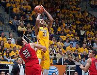 CAL Men's Basketball vs. Arizona, February 1, 2014