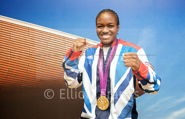 Nicola Adams<br />