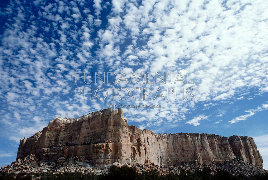 CLOUDS - ALTOCUMULUS<br /> When rising air is cooled to a specific temperature that allows it to become saturated, vapor forms.