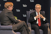 Robert B. Zoellick, president, World Bank, interview by Ernesto Zedillo, director, Yale Center for the Study of Globalization. Luce Center, Yale University, New Haven, CT