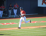 Ole Miss' Stuart Turner (26) scores vs. Rhode Island at Oxford-University Stadium in Oxford, Miss. on Sunday, February 24, 2013. Ole Miss won 5-3 to improve to 7-0.