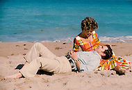 Miami, FL- May, 1976 <br /> Marabel Morgan is an American author of self-help books for married women, and anti-feminist. &quot;It's only when a woman surrenders her life to her husband, reveres and worships him and is willing to serve him, that she becomes really beautiful to him,&quot; Morgan wrote.<br /> Miami, Floride. mai 1976.<br /> Marabel Morgan est une &eacute;crivain am&eacute;ricaine et a &eacute;crit un livre &agrave; succ&egrave;s : &ldquo;La femme totale&ldquo;. Elle fit beaucoup d&rsquo;adeptes en donnant sa recette du bonheur : &ldquo;Il faut toujours faire plaisir &agrave; son mari.&ldquo; Elle est aussi profond&eacute;ment antif&eacute;ministe.