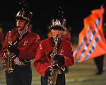 Lafayette High band vs. Shannon in Oxford, Miss. on Friday, September 14, 2012. Lafayette won 44-25 over Shannon to improve to 4-1.
