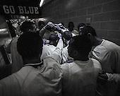 The University of Michigan men's basketball team beat Illinois, 71-58, at Crisler Center in Ann Arbor, Mich., on February 24, 2013.