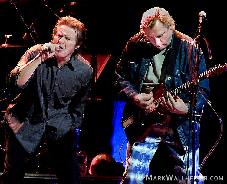 The musical group, The Eagles, in concert at the Tallahassee-Leon County Civic Center, June14, 2003.    (Mark Wallheiser/TallahasseeStock.com)