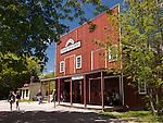 Black Creek Pioneer Village heritage museum in Toronto, Ontario, Canada.