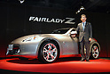 Nisan Motor Corp released new Fairlady Z sports car for the Japanese market on December 1st, 2008.