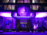 APR 26 Prince Tribute at the Warner Music Building