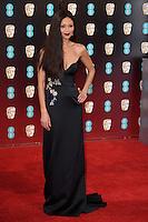 Thandie Newton at the 2017 EE British Academy Film Awards (BAFTA) held at The Royal Albert Hall, London, UK. <br /> 12 February  2017<br /> Picture: Steve Vas/Featureflash/SilverHub 0208 004 5359 sales@silverhubmedia.com