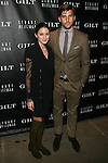 Olivia Palermo and Johannes Huebl Attend Stuart Weitzman & Gilt Launch Exclusive Digital Pop-up Shop to Celebrate the 20th Anniversary of the 5050 Boot at NeueHouse, NY