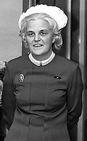 Miss Mary Kathleen Robb, matron, RVH, Royal Victoria Hospital, Belfast, N Ireland, UK, 197209000531b..Copyright Image from Victor Patterson, 54 Dorchester Park, Belfast, United Kingdom, UK...For my Terms and Conditions of Use go to http://www.victorpatterson.com/Victor_Patterson/Terms_%26_Conditions.html