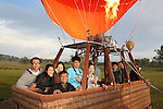 20111118 Hot Air Balloon Gold Coast 18 November