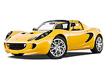 Lotus Elise SC 2 Door Convertible Stock Photo
