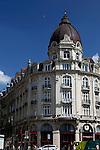 Europe, France, Lille. Hotel Carlton in Lille.