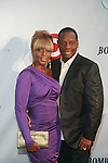 Mary J. Blige and Kendu Isaacs Attend Russell Simmons' 12th Annual Art for Life East Hampton Benefit, NY 7/30/11