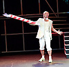 The Who's Tommy <br /> at Greenwich Theatre, London, Great Britain <br /> press photocall <br /> 30th July 2015 <br /> <br /> music and lyrics by Pete Townshend <br /> additional music and lyrics by Keith Moon and John Entwistle <br /> <br /> directed by Michael Strassen <br /> <br /> <br /> <br /> John Barr as Uncle Ernie<br /> <br /> <br /> <br /> <br /> <br /> Photograph by Elliott Franks <br /> Image licensed to Elliott Franks Photography Services