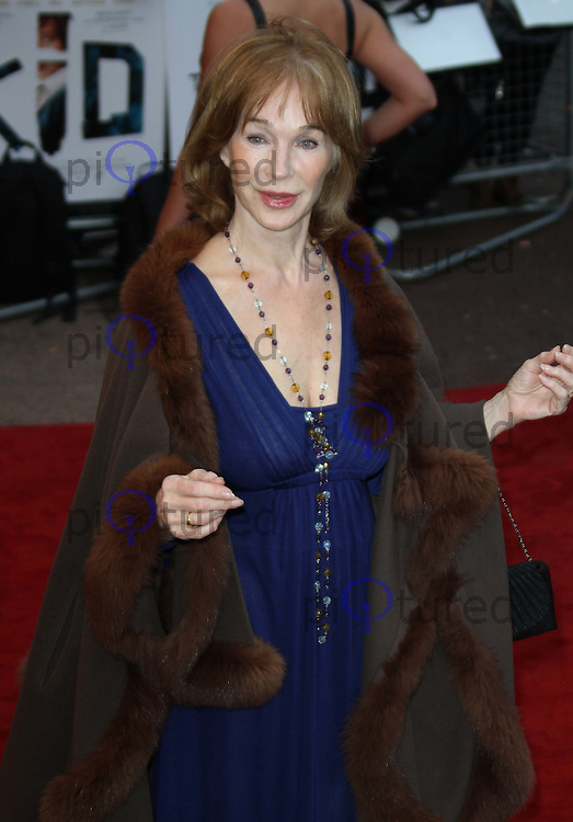 Shirley Anne Field The Kid UK Premiere   Celebrity and red ...