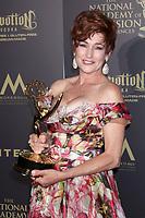 LOS ANGELES - APR 29:  Carolyn Hennesy at the 2017 Creative Daytime Emmy Awards at the Pasadena Civic Auditorium on April 29, 2017 in Pasadena, CA