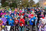 Enjoying the Start of the  Tralee Junior Park Run on Sunday