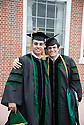 Mohammed Almzayyen, Aleksey Tadevosyan. Commencement class of 2013.