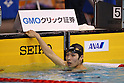 Kosuke Hagino, .FEBRUARY 11, 2012 - Swimming : .The 53rd Japan Swimming Championships (25m) .Men's 400m Individual Medley Final .at Tatsumi International Swimming Pool, Tokyo, Japan. .(Photo by YUTAKA/AFLO SPORT) [1040]