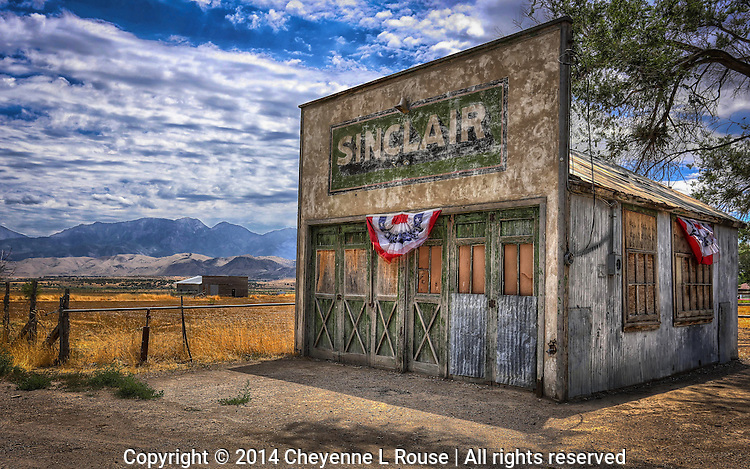 Find A Gas Station >> Small Town Americana - Utah | Ancient Light Gallery