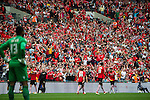 Millwall 1 Barnsley 3, 29/05/2016. Wembley Stadium, League One Play Off Final. Photo by Simon Gill.