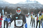 in the Tour of Anchorage ski race Sunday, March 5, 2017.