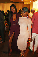 LOS ANGELES, CA - JUNE 26: Jessica White and Sonyae at the 2016 BET Awards after party at JW Marriott in Los Angeles, California on June 26, 2016. Credit: Walik Goshorn/MediaPunch